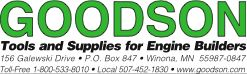 Goodson Tools and Supplies